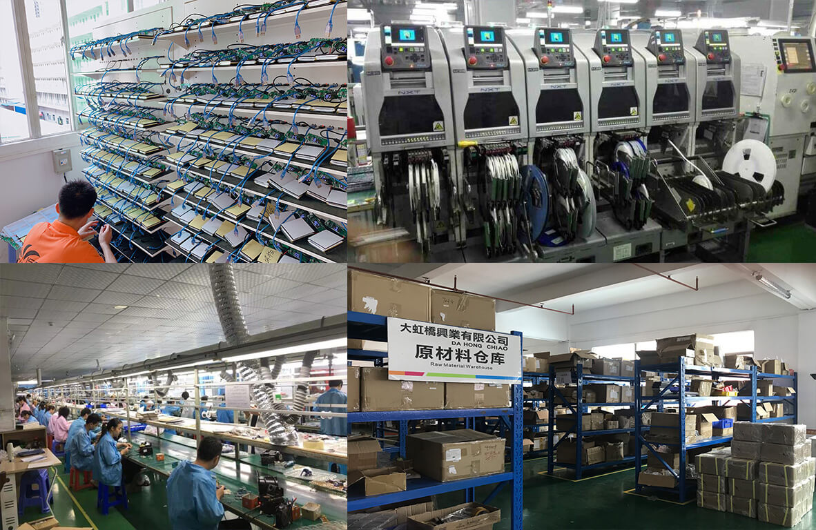 about dafalink production line