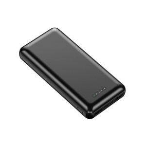 DF-20000WPB36PLUS+ Wireless Powerbank Type-c Pawer Portable Battery 20000 Mah Mini Power Bank with 4 LED Indicators